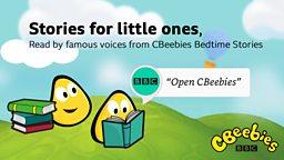 Tom Hardy and George Ezra read CBeebies Bedtime Stories on smart speakers