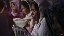 Research briefing: Violence against women within the Rohingya refugee community