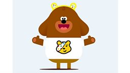 Hey Duggee and BBC Children in Need celebrate partnership success