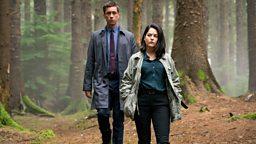 Killian Scott and Sarah Greene lead Dublin Murders
