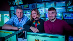 BBC Scotland reflects modern Scotland with its new channel's announcers
