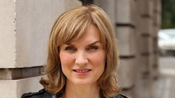 Fiona Bruce announced as new Question Time presenter