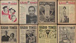 BBC makes landmark 1940s Radio Times magazines available to public