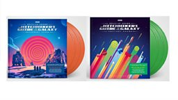 The Hitchhiker's Guide to the Galaxy original series returns with Secondary Phase and Tertiary Phase on vinyl LP