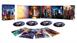All-new Doctor Who Series 11 available for pre-order on DVD and Blu-ray