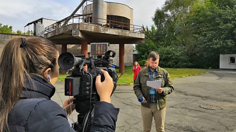 Supporting Ukraine's new Public Service Broadcaster