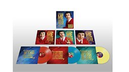 Original and complete radio recordings of Knowing Me Knowing You released on limited edition vinyl