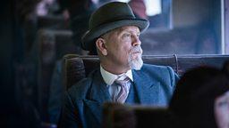 John Malkovich (Hercule Poirot)