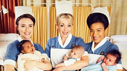 BBC announces commission of two further series of acclaimed drama Call The Midwife