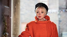 Interview with Helen George