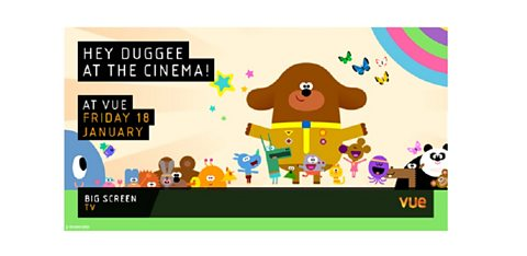 BBC Studios joins forces with Vue to bring Hey Duggee to the big screen