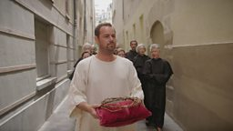 Danny Dyer discovers he has the blood of a saint in new BBC One documentary