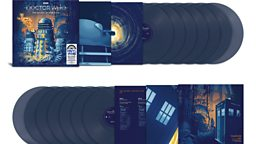 The Daleks' Master Plan comes to vinyl in a first for Doctor Who