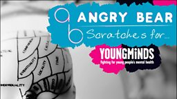 Angry Bear Scratches for Young Minds