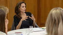 Microsoft Education joins BBC Learning, Angelina Jolie and BBC World Service in developing current affairs programme for children