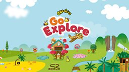 CBeebies launches Go Explore app for little ones