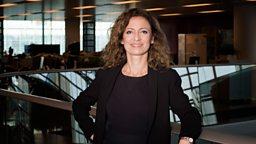 BBC announces Naja Nielsen as Digital Director for BBC News