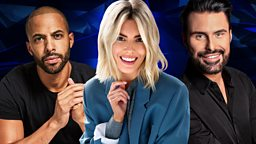 Rylan Clark-Neal, Mollie King and Marvin Humes confirmed as the expert judges for Eurovision: You Decide