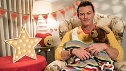 Hollywood star Luke Evans to read a CBeebies Bedtime Story on Valentine's Day