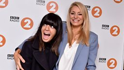 Claudia Winkleman and Tess Daly take on longest ever Red Nose Day Danceathon