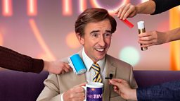 This Time with Alan Partridge - Q&A