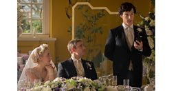 Romantic moments from the BBC warm the hearts of global TV audiences