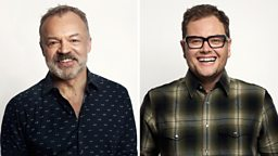Graham Norton and Alan Carr confirmed as celebrity judges for RuPaul's Drag Race UK - series to air on BBC Three in 2019