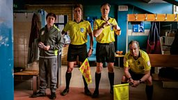 Star-studded cast join Inside No. 9 for fifth series
