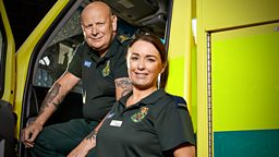 BBC One's Ambulance confirmed for a heart-stopping fifth series