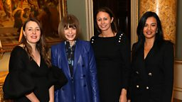 BBC Earth launches #SustainableMe at London Fashion Week