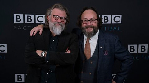 BBC Two commissions The Hairy Bikers Ride Route 66