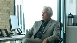 An interview with Richard Gere (Max)