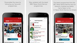 BBC World Service English launches new app for low cost news access