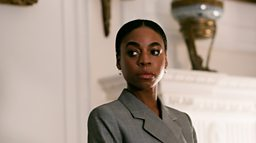 An interview with Pippa Bennett-Warner (Lauren)