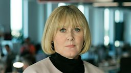 An interview with Sarah Lancashire (Angela Howard MP)