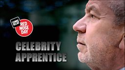 Celebrities revealed for Celebrity Apprentice for Comic Relief