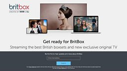 BBC and ITV confirm proposals for BritBox - a new transformational streaming service