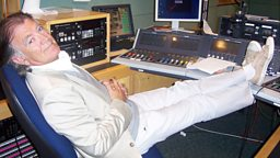 BBC NI launches The Anderson Archive and The Gerry Anderson Show Podcast