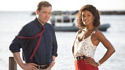 Death In Paradise recommissioned for two series