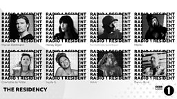 Paul Woolford, Charlotte de Witte, Honey Dijon, HAAi, Marcel Dettmann and Jayda G lead the new line-up for BBC Radio 1's Residency