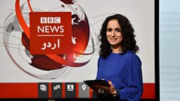 BBC News Urdu's new-look Sairbeen programme to engage diverse audiences