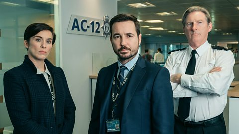 Line of Duty - Complete Series 1, 2, 3, 4 & 5