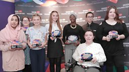 BBC Young Reporter winners have their stories aired across the BBC