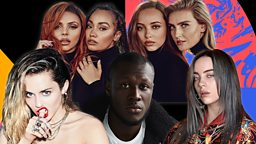 Rita Ora, Bring Me The Horizon, Stormzy and a host of famous faces join the line up for Radio 1's Big Weekend 2019