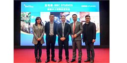 BBC Studios and China's BesTV announce BBC Earth branded space