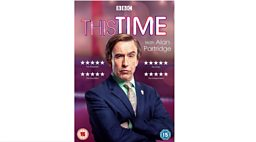 BBC One's This Time with Alan Partridge available for DVD pre-orders