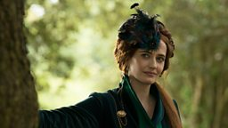 First-look image of Eva Green in BBC Two's The Luminaries