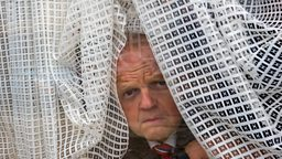 Interview with Toby Jones
