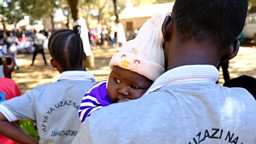 Community events engage mothers and fathers in Tanzania with maternal and newborn healthcare