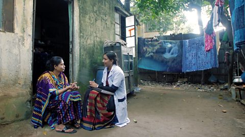 Research summary: Can a m-health app help improve community health workers' communication skills in Bangladesh?
